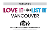 Love It or List It Vancouver Logo